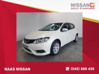 1.5 XE White Pearl Naas Nissan