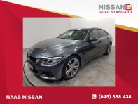 420D Grand Coupe  M-Sport Auto  Naas Nissan