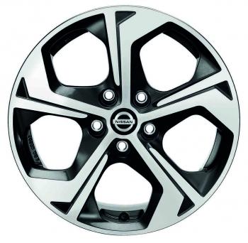 17 Quot Flow Alloy Wheels X4 Naas Nissan