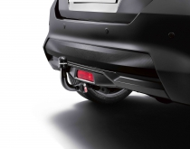 Removable Towbar & 7 Pin Wiring