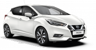 NEW 192 Nissan Micra Available now at Naas Nissan *Starting from €18,845 with up to €3,500 Scrappage*
