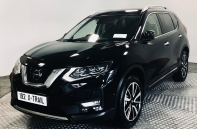 NEW 192 NISSAN X-TRAIL AVAILABLE NOW AT NAAS NISSAN *STARTING FROM €37,600 WITH UP TO €5,500 SCRAPPAGE*