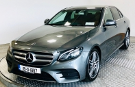E200 D 4DR AUTO AMG WITH FULL TAN LEATHER UPGRADE