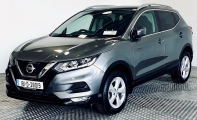 1.2 SV Dark Grey Metallic Naas Nissan