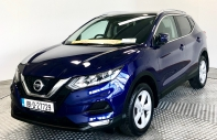 1.5 SV Blue Metallic Naas Nissan 045 888438