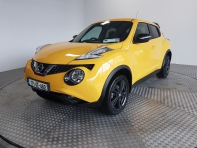 1.2 SV  Premium Yellow Naas Nissan