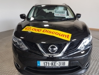 1.2 Automatic Connect Pk  CVT Naas Nissan