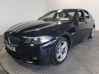 520D M-Sport Oyster Leather Naas Nissan