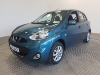 1.2 SV Pacific Blue Naas Nissan