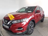 1.5 SV Premium Red Metallic 12000km Naas Nissan
