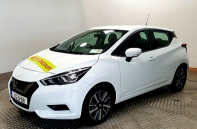 1.0l SV White Naas Nissan 045 888438