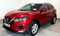 1.5 SV Dark Red  Naas Nissan 045 888438