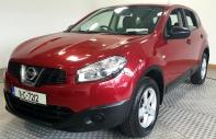 1.5 XE Red Metallic Naas Nissan 045 888438