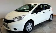1.2 XE White Naas Nissan 045 888438