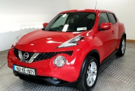 1.2 SV Red 33000KM Naas Nissan 045 888438