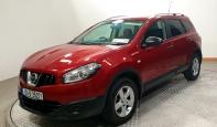 1.5 XE 7 Seater Dark Red Metallic Naas Nissan