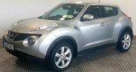 1.6 SV Silver Metallic Naas Nissan 045 888438