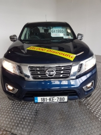 2.3 SVE Connect Pack Naas Nissan