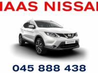 1.5 Life Black Naas Nissan 045 888438